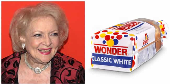 Betty White is listed (or ranked) 1 on the list Famous Celebrities Who Are Older Than Your Favorite Everyday Things