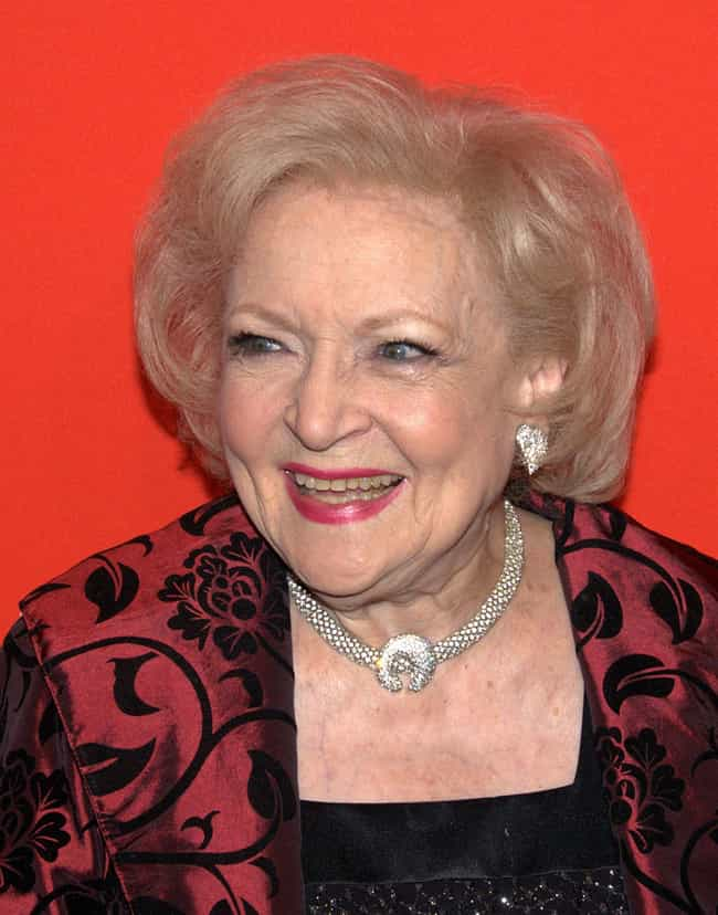 Betty White is listed (or ranked) 1 on the list People Share Their Saddest Celebrity Encounters