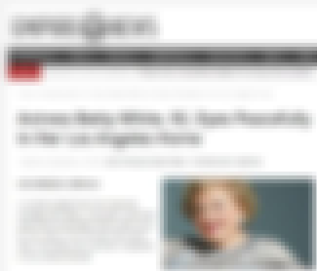 Betty White is listed (or ranked) 6 on the list Celebrities Killed by the Internet