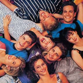 Beverly Hills, 90210 is listed (or ranked) 8 on the list TV Shows Produced By Aaron Spelling