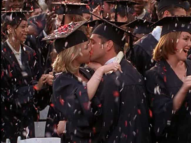 Beverly Hills, 90210 is listed (or ranked) 4 on the list 12 Great TV Shows That Fell Victim To The College Years