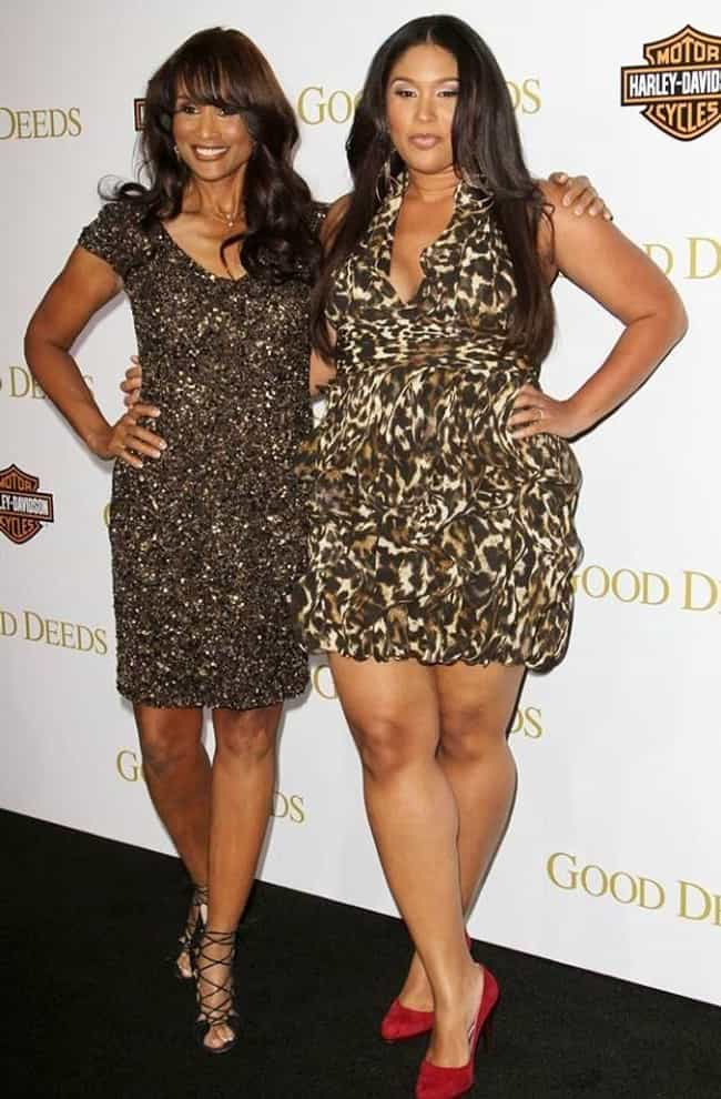 Beverly Johnson is listed (or ranked) 2 on the list Celebs Who Are More Attractive Than Their Adult Children