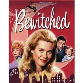 Bewitched is listed (or ranked) 25 on the list The Greatest Sitcoms in Television History