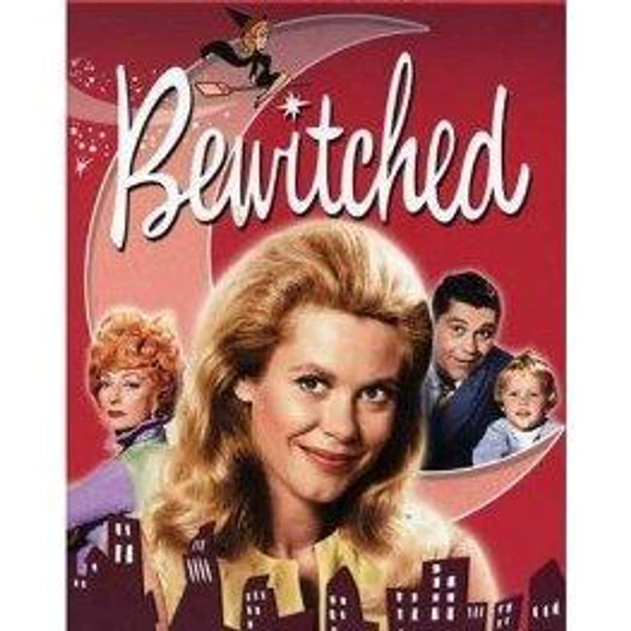 Bewitched is listed (or ranked) 3 on the list TV Shows Produced By Danny Arnold