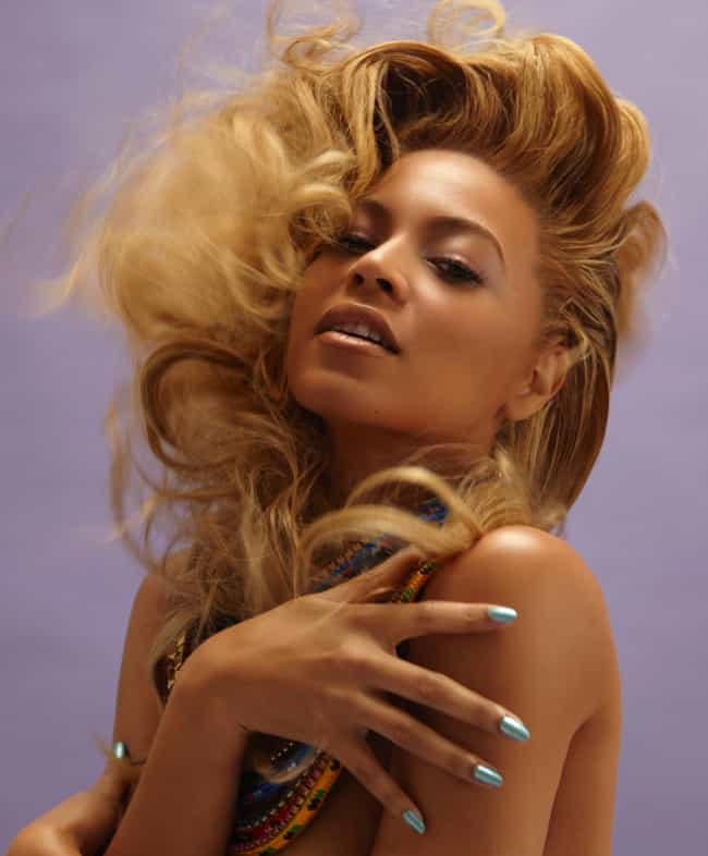 Beyoncé Knowles is listed (or ranked) 4 on the list 50 Celebrities Who Have Fashion Lines