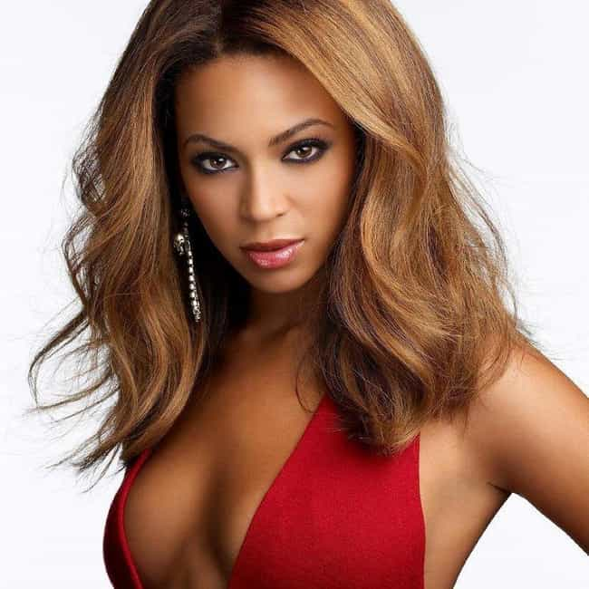 Beyoncé Knowles is listed (or ranked) 4 on the list The 2001 Maxim Hot 100: List of Maxim Hotties of '01