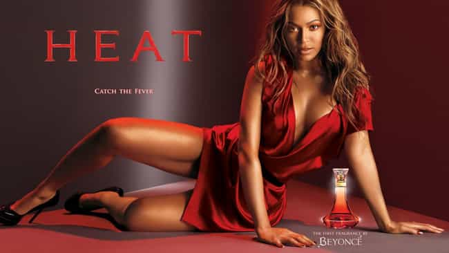 Beyoncé Knowles ... is listed (or ranked) 3 on the list 20 of the Best Celebrity Perfume Scents
