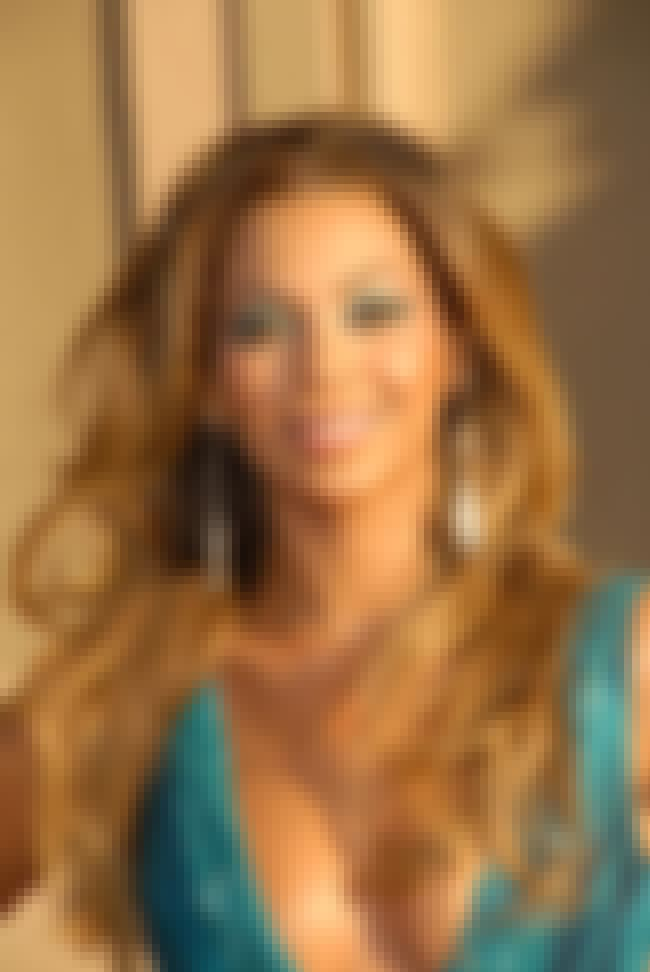 Beyoncé Knowles is listed (or ranked) 3 on the list 50 Celebrities Who Never Had Plastic Surgery