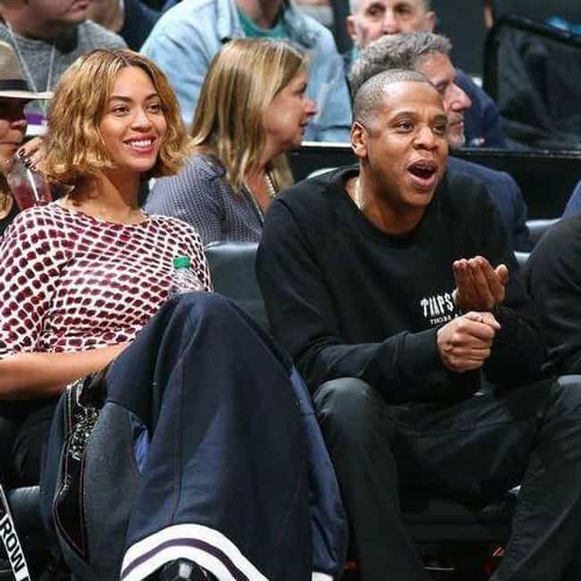 Beyoncé Knowles ... is listed (or ranked) 1 on the list Celebrity Nets Fans
