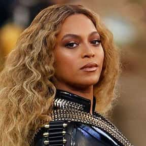 Beyoncé Knowles is listed (or ranked) 4 on the list The Greatest Black Female Pop Singers
