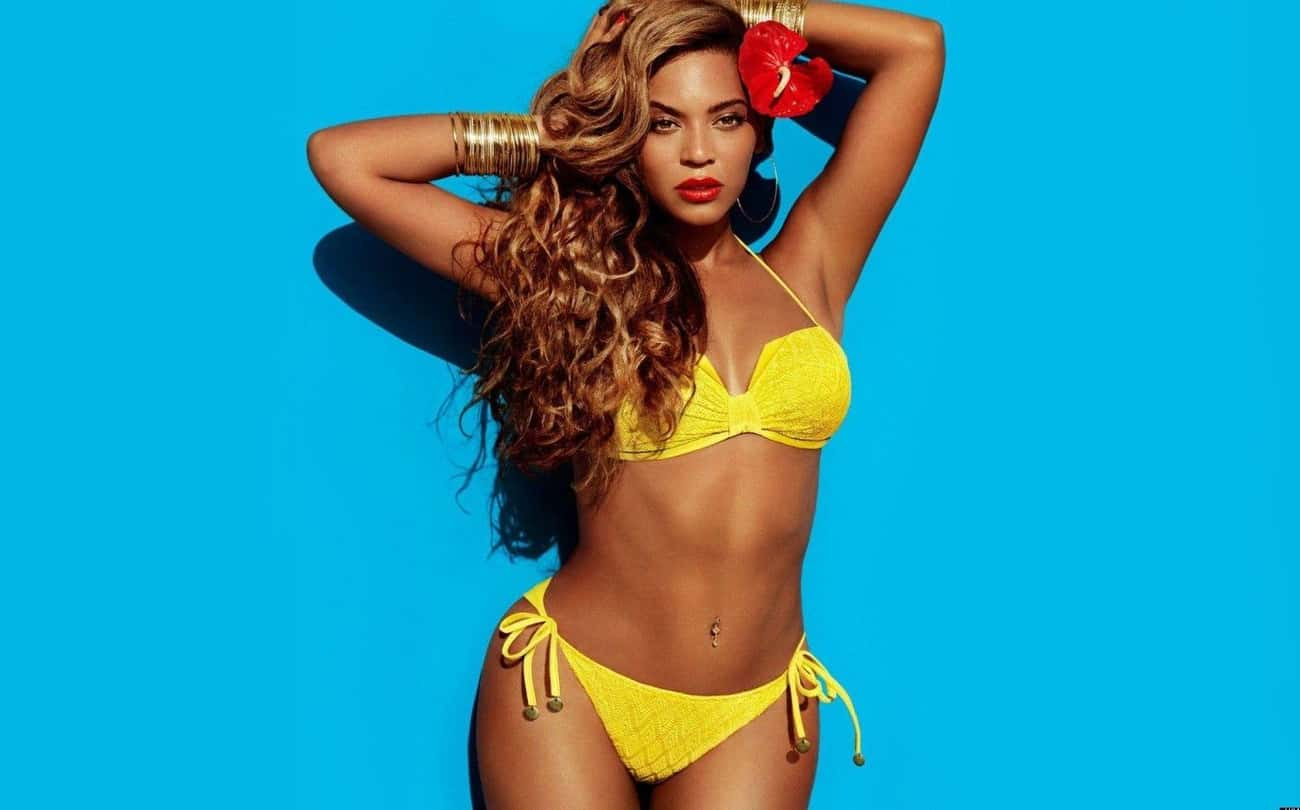 Beyoncé Knowles Demanded H&M N is listed (or ranked) 1 on the list 18 Famous Women Who Called Out Magazines And Media For Retouching Their Bodies