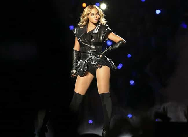 Beyoncé Knowles ... is listed (or ranked) 3 on the list The 15 Craziest Victims of the Streisand Effect