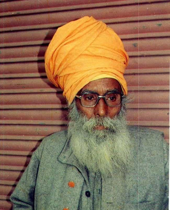 Bhagat Puran Singh is listed (or ranked) 2 on the list Famous Environmentalists from India