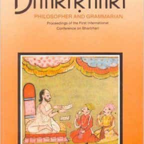 Bhartṛhari is listed (or ranked) 10 on the list Famous Philosophers from India