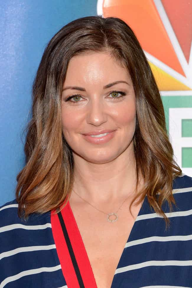 Bianca Kajlich is listed (or ranked) 1 on the list Rules of Engagement Cast List