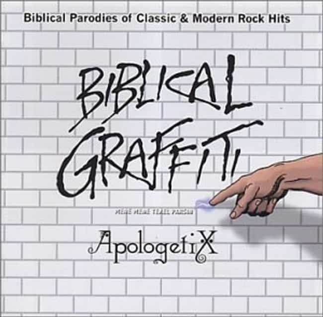 Biblical Graffiti is listed (or ranked) 4 on the list Pink Floyd Parody Album Covers