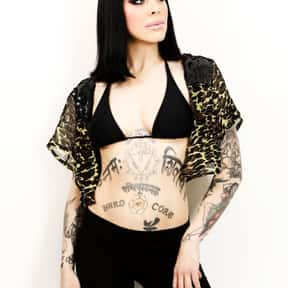 Bif Naked is listed (or ranked) 20 on the list List of Famous Cartoonists