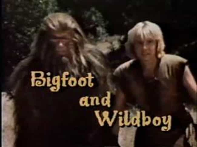 Bigfoot and Wildboy is listed (or ranked) 1 on the list TV Shows Produced By Sid And Marty Krofft