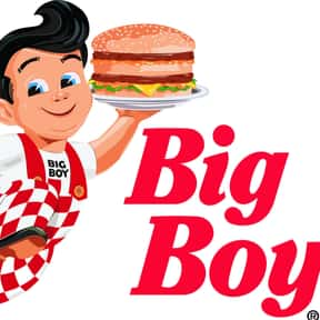 Big Boy Restaurants is listed (or ranked) 24 on the list The Best Family Restaurant Chains in America