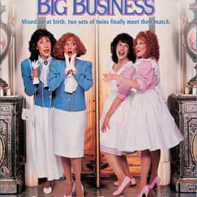 Big Business is listed (or ranked) 6 on the list The Best Movies About Twins