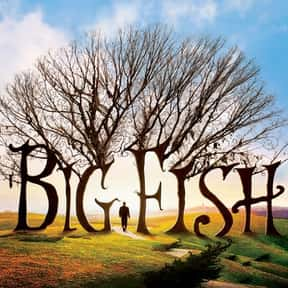 Big Fish is listed (or ranked) 13 on the list The Best Movies of 2003