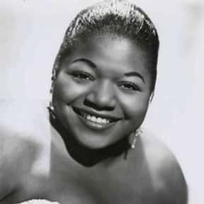 Big Maybelle is listed (or ranked) 17 on the list Famous People Named Big