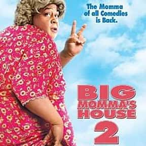 Big Momma's House 2 is listed (or ranked) 15 on the list The Worst Part II Movie Sequels