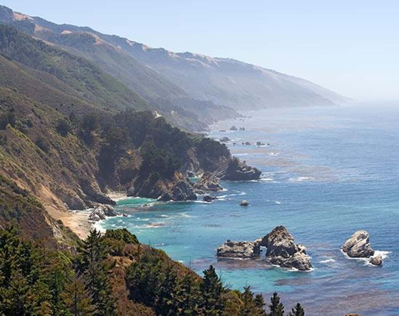 Big Sur is listed (or ranked) 1 on the list The Top Babymoon Destinations