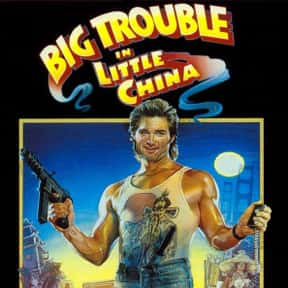 Big Trouble in Little China is listed (or ranked) 20 on the list The Greatest Guilty Pleasure '80s Movies