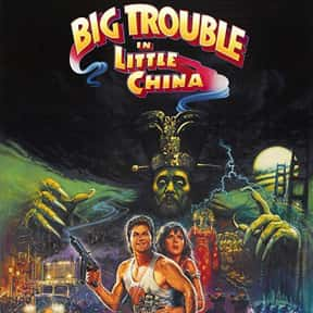 Big Trouble in Little China is listed (or ranked) 12 on the list The Best Movies to Have Playing During a Party