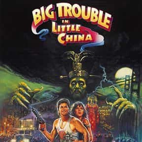 Big Trouble in Little China is listed (or ranked) 13 on the list The Best Action Movies of the 1980s