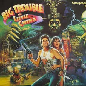Big Trouble in Little China is listed (or ranked) 22 on the list The All-Time Greatest Martial Art Movies