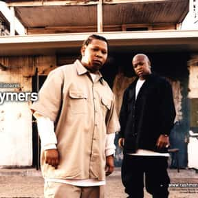 Big Tymers is listed (or ranked) 21 on the list Famous People Named Big