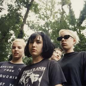 Bikini Kill is listed (or ranked) 8 on the list The Best Female Indie Artists & Female-Fronted Bands