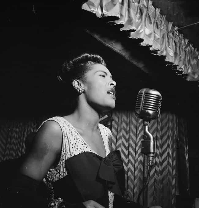 Billie Holiday is listed (or ranked) 1 on the list Real Names of Famous Blues Guitarists & Singers