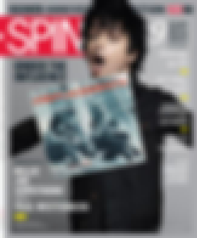 Billie Joe Armstrong is listed (or ranked) 4 on the list The Best SPIN Covers