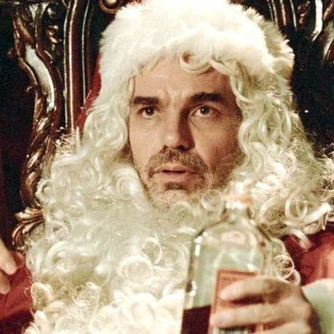 Billy Bob Thornton is listed (or ranked) 3 on the list 29 Actors Who Have Played Santa Claus