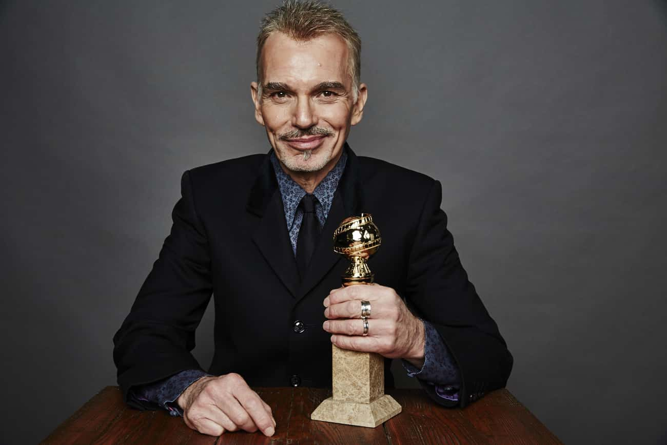 Billy Bob Thornton is listed (or ranked) 4 on the list Famous People Born in 1955