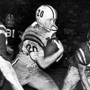 Billy Cannon is listed (or ranked) 9 on the list The Best LSU Football Players of All Time