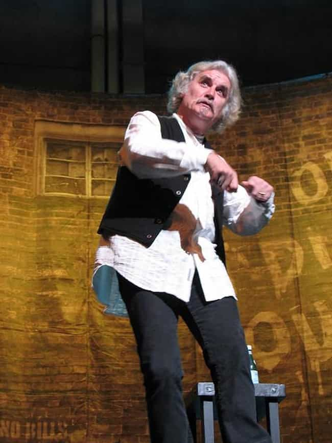 Billy Connolly is listed (or ranked) 4 on the list Famous People Born in 1942