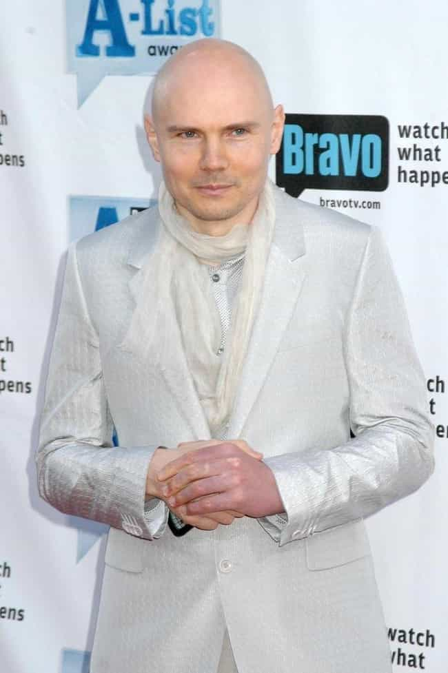 Billy Corgan is listed (or ranked) 4 on the list Rock Stars of the 1990s: Where Are They Now?