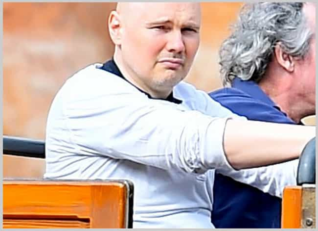 Billy Corgan is listed (or ranked) 4 on the list 15 Celebrities Who Acted Like Total Jerks at Theme Parks