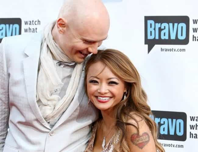 Billy Corgan is listed (or ranked) 4 on the list Tila Tequila's Loves & Hookups
