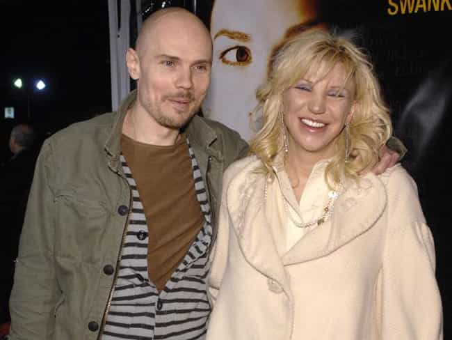 Billy Corgan is listed (or ranked) 3 on the list Courtney Love's Loves &