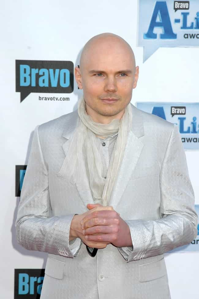 Billy Corgan is listed (or ranked) 2 on the list Men Who Helena Christensen Has Dated