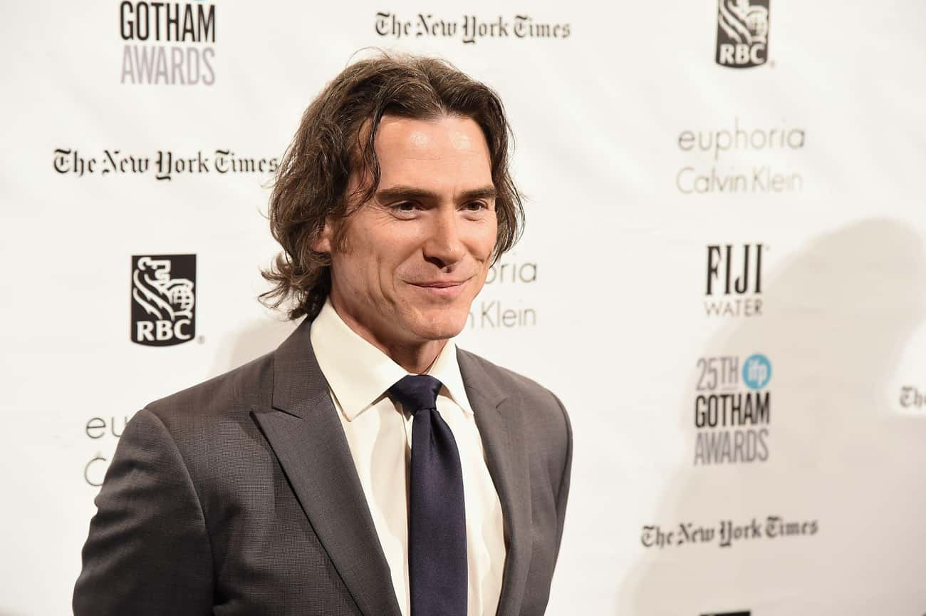 Billy Crudup is listed (or ranked) 3 on the list Men Who Mary-Louise Parker Has Dated