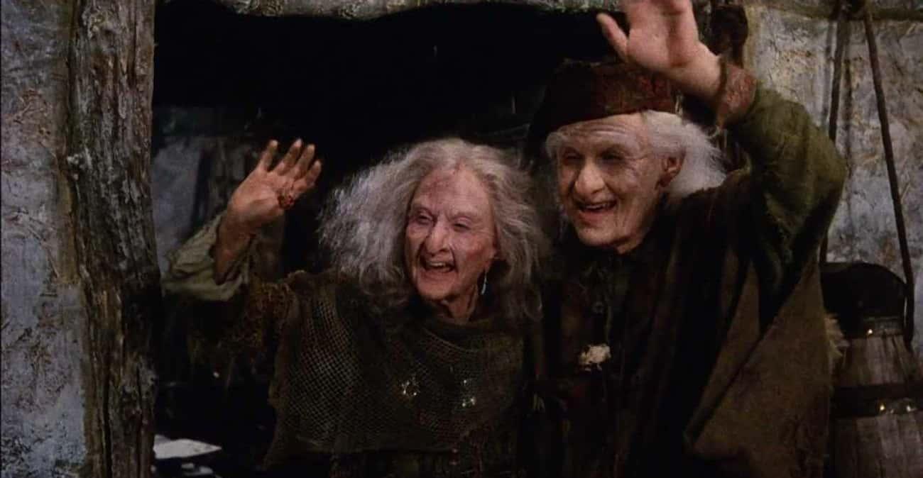 Billy Crystal And Carol Kane - 'The Princess Bride'