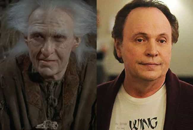 Billy Crystal is listed (or ranked) 3 on the list Who Would Star In 'The Princess Bride' If It Were Made Today?