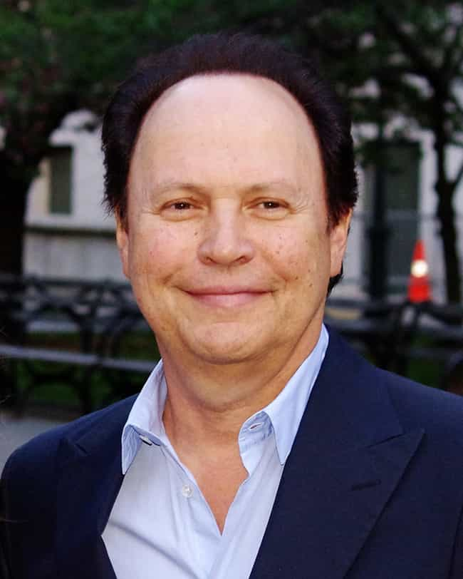 Billy Crystal is listed (or ranked) 3 on the list Male Celebrities Who Are 5'6