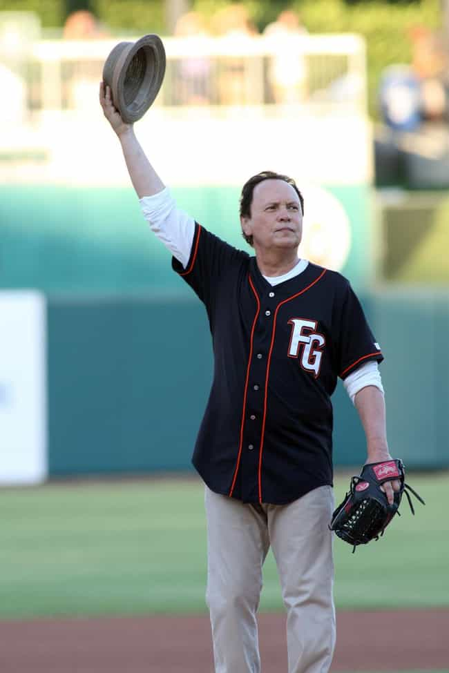 Billy Crystal is listed (or ranked) 1 on the list Celebrities Who Played Baseball in High School